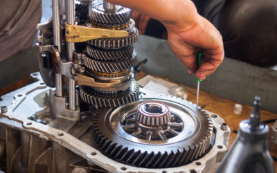 repair gear box